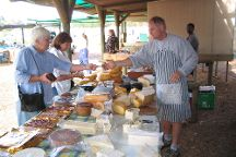 Harkerville Saturday Village Market, Plettenberg Bay, South Africa