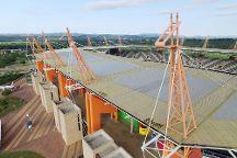 Mbombela Stadium, Nelspruit, South Africa