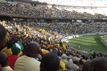 Moses Mabhida Stadium, Durban, South Africa