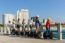 Segway Gliding Tours Moses Mabhida, Durban, South Africa