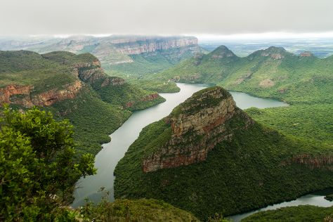 Blyde River Canyon Nature Reserve, Mpumalanga, South Africa