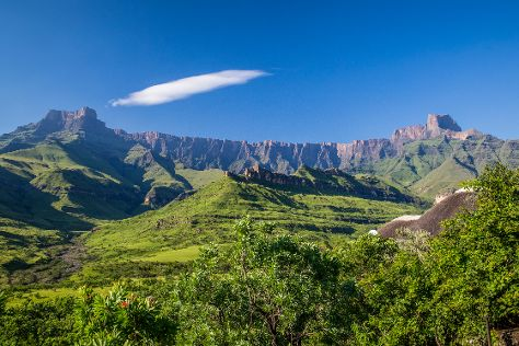 Drakensberg Mountains, KwaZulu-Natal, South Africa