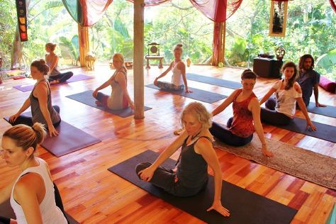 HOHM Yoga & Wellness Sanctuary, Umzumbe, South Africa