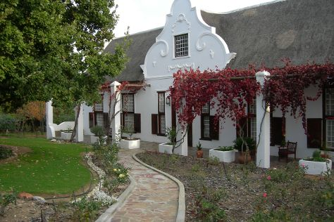 Old Town Tulbagh, Tulbagh, South Africa