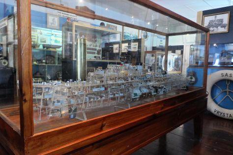 South African Naval Museum, Simon's Town, South Africa