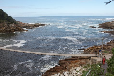 The Dolphin Trail, Storms River, South Africa