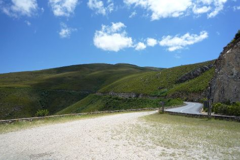 The Tradouwspass, Overberg District, South Africa