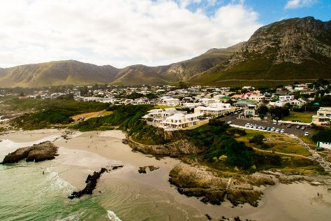 Voelklip Beach, Hermanus, South Africa