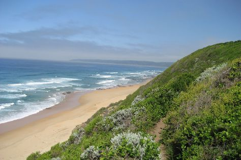 Wilderness Beach, Wilderness, South Africa