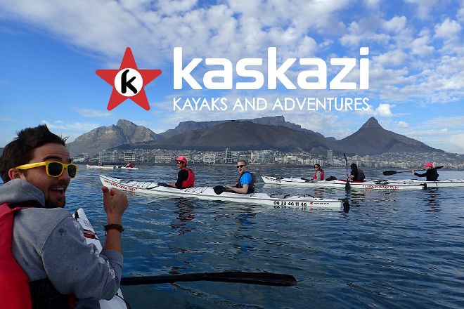 Cape Kayak Adventures, Cape Town, South Africa