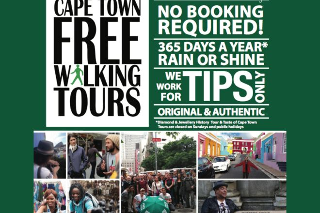 Cape Town Free Walking Tours, Cape Town Central, South Africa