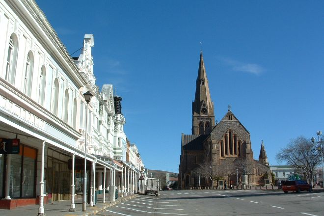 Cathedral of St Michael and St George, Grahamstown, South Africa