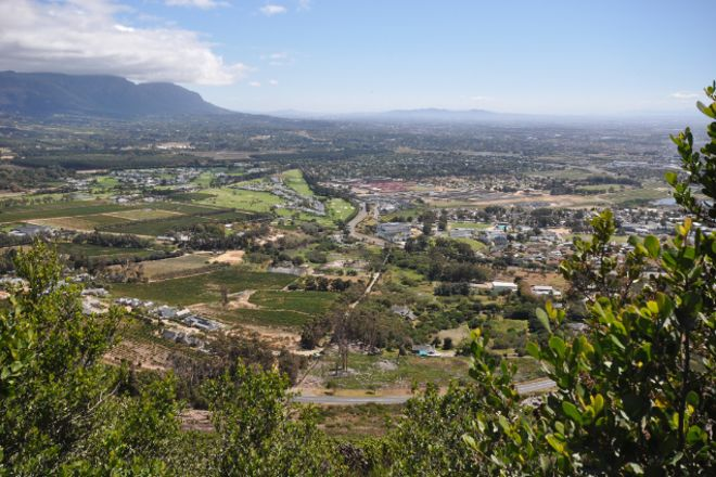 Constantia Valley, Constantia, South Africa