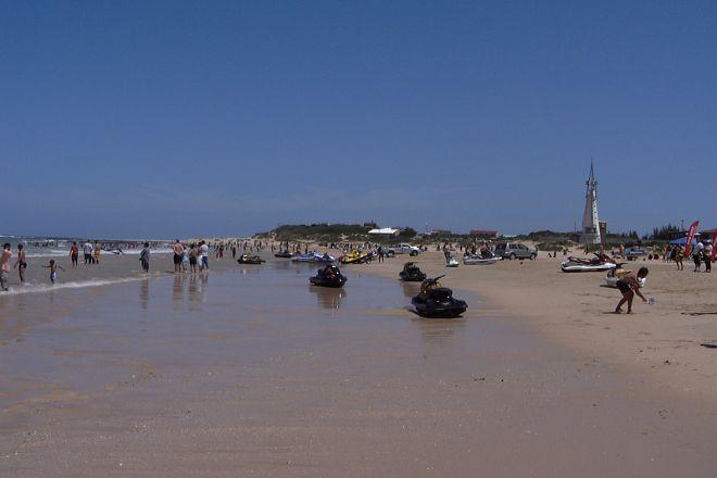 Dolphin Beach, Jeffreys Bay, South Africa