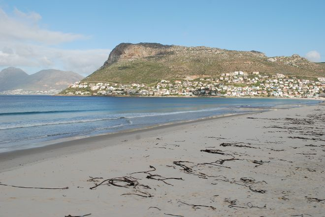 Fish Hoek Beach, Cape Town Central, South Africa