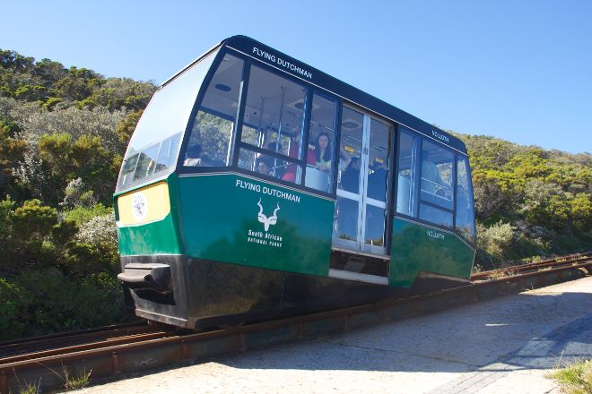 Flying Dutchman Funicular, Cape Town Central, South Africa