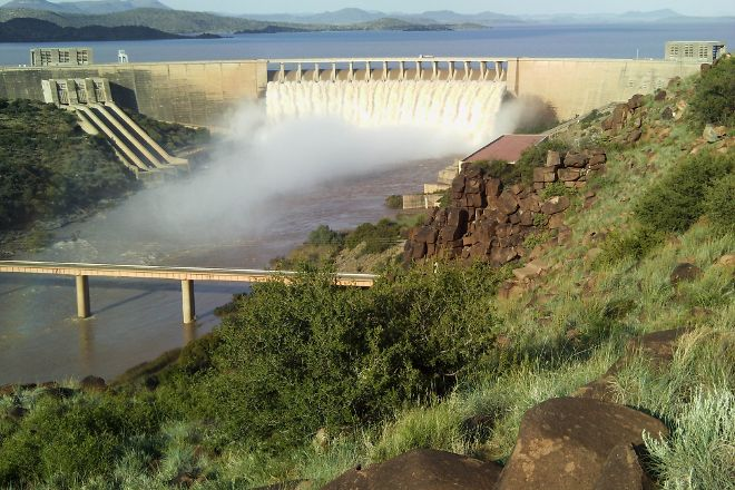 Gariep Dam Nature Reserve, Gariep Dam, South Africa