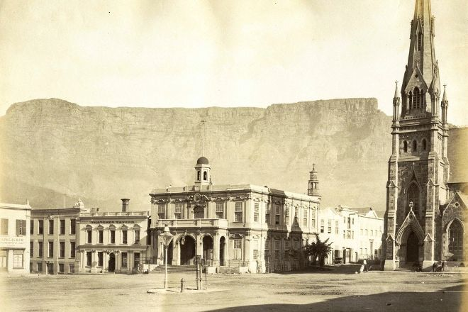 Greenmarket Square, Cape Town Central, South Africa