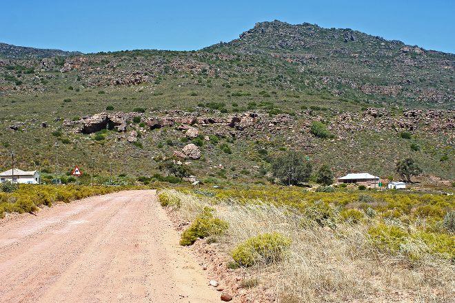Heerenlogement, Clanwilliam, South Africa