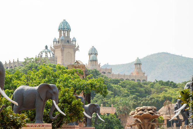 King's Tower, Sun City, South Africa