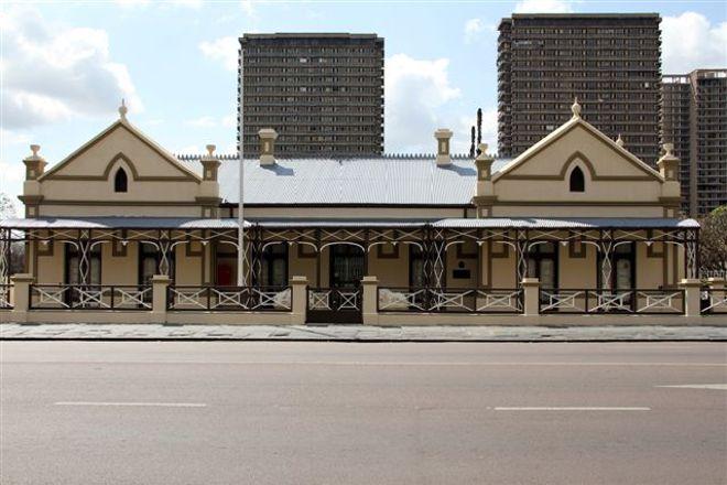 Kruger House Museum, Pretoria, South Africa