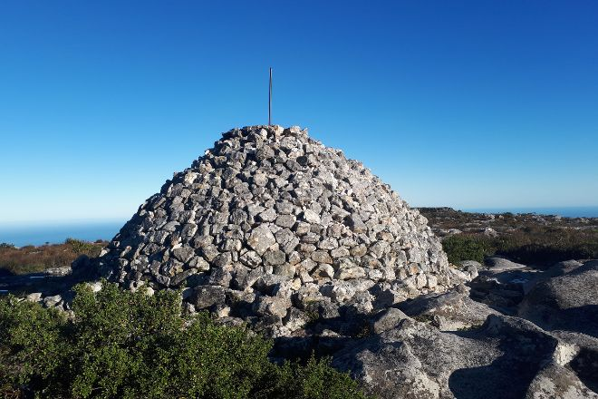 Maclear's Beacon, Table Mountain National Park, South Africa