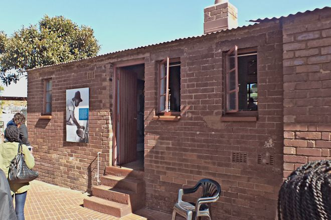 Mandela House, Soweto, South Africa