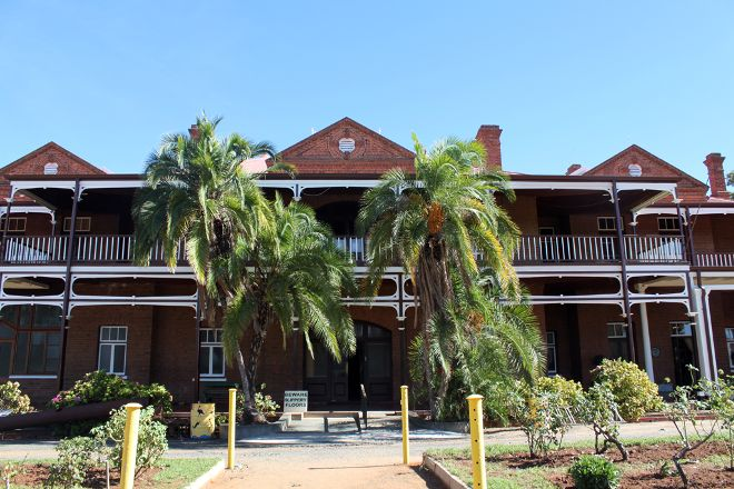 McGregor Museum, Kimberley, South Africa