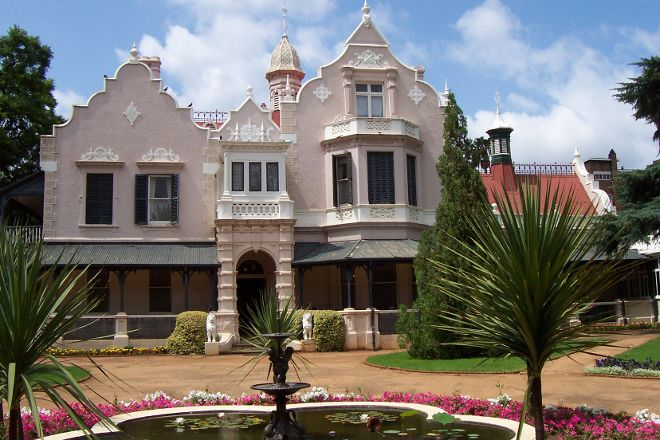 Melrose House, Pretoria, South Africa