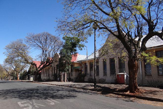 Melville Neighborhood, Melville, South Africa