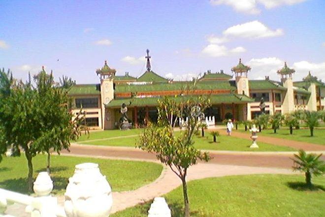 Nan Hua Temple, Bronkhorstspruit, South Africa