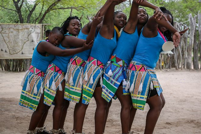 Nyani Cultural Village, Hoedspruit, South Africa