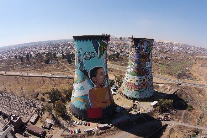 Orlando Towers, Soweto, South Africa