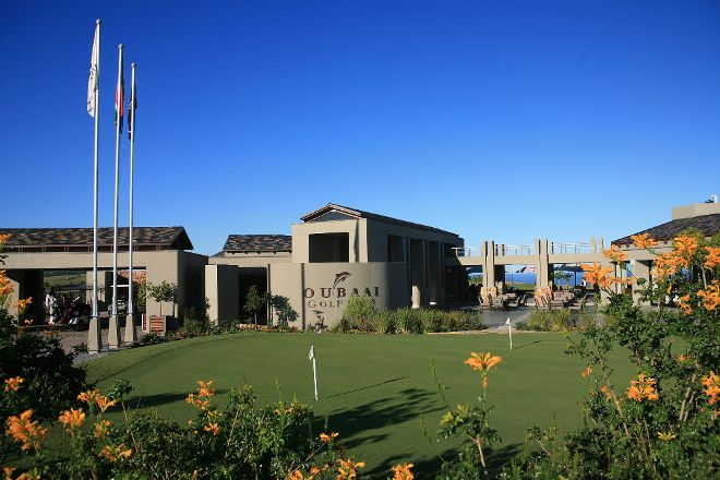 Oubaai Golf Course, George, South Africa