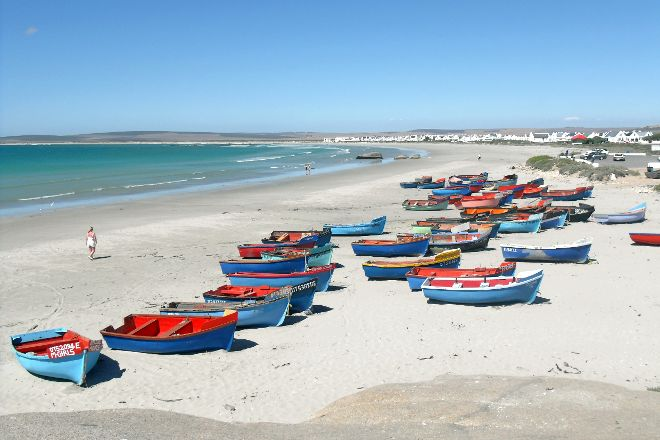 Paternoster Beach, Paternoster, South Africa