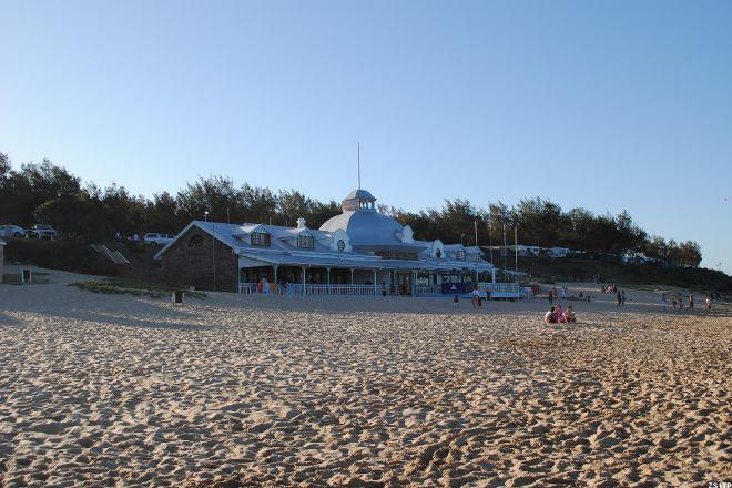 Santos Beach, Mossel Bay, South Africa
