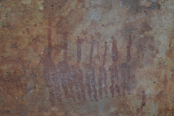 Sevilla Rock Art Trail, Clanwilliam, South Africa