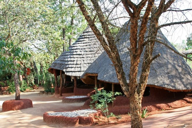 Shangana Cultural Village, Hazyview, South Africa