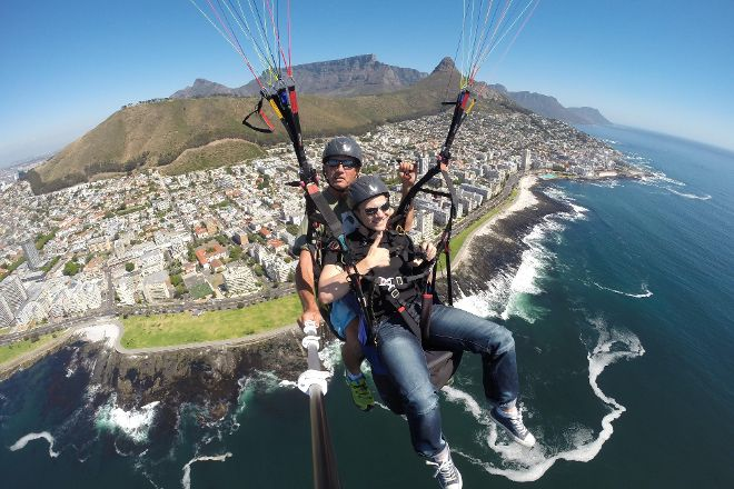 Skywings Paragliding, Cape Town Central, South Africa