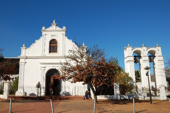Stellenbosch Town Hall, Stellenbosch, South Africa