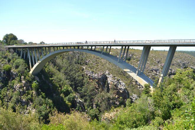 Storms River bridge, Port Elizabeth, South Africa