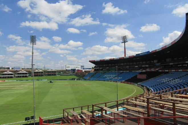 Super Sport Park, Centurion, South Africa