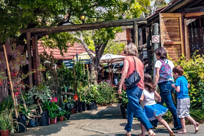The Bryanston Organic and Natural Market, Bryanston, South Africa