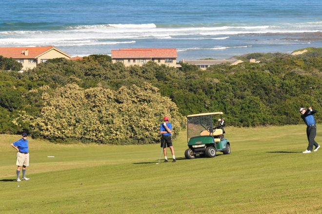The Royal Port Alfred Golf Club, Port Alfred, South Africa