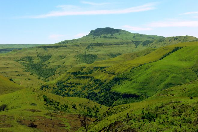 The Valley of a 1000 Hills, Durban, South Africa