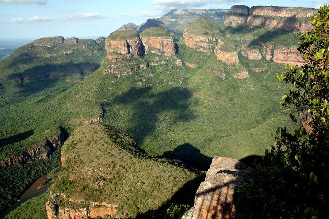 Three Roundavels, Mpumalanga, South Africa