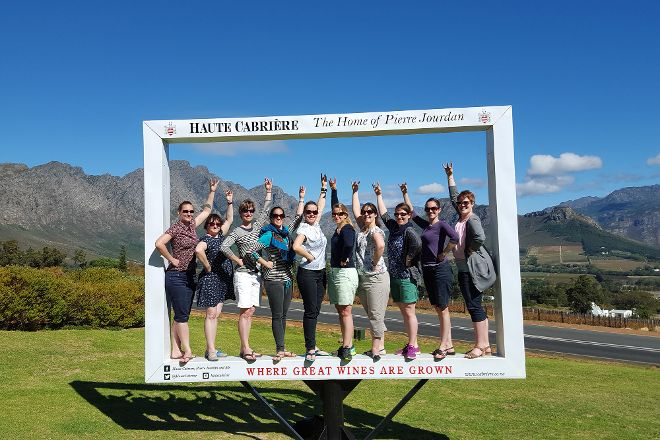 Tsiba Tsiba Wine Tours, Stellenbosch, South Africa