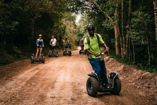 Tsitsikamma Segway Tours, Storms River, South Africa