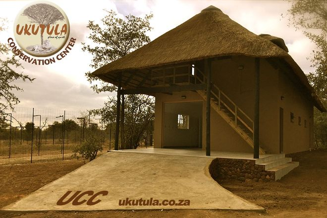 Ukutula Conservation Center, Brits, South Africa