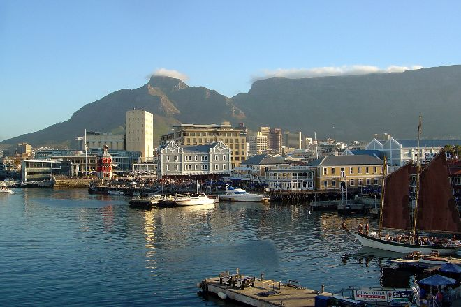 Victoria & Alfred Waterfront, Cape Town Central, South Africa